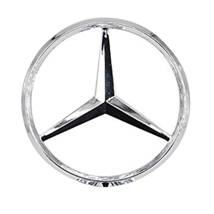 Mercedes-benz W123 Front Badge