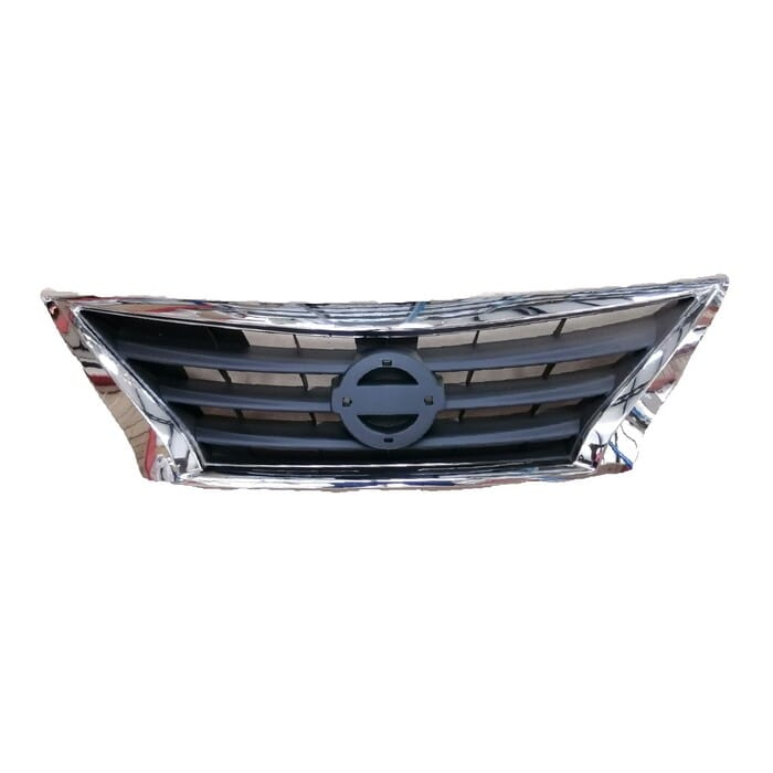 Nissan Almera Mk2 Main Grill Chrome,black