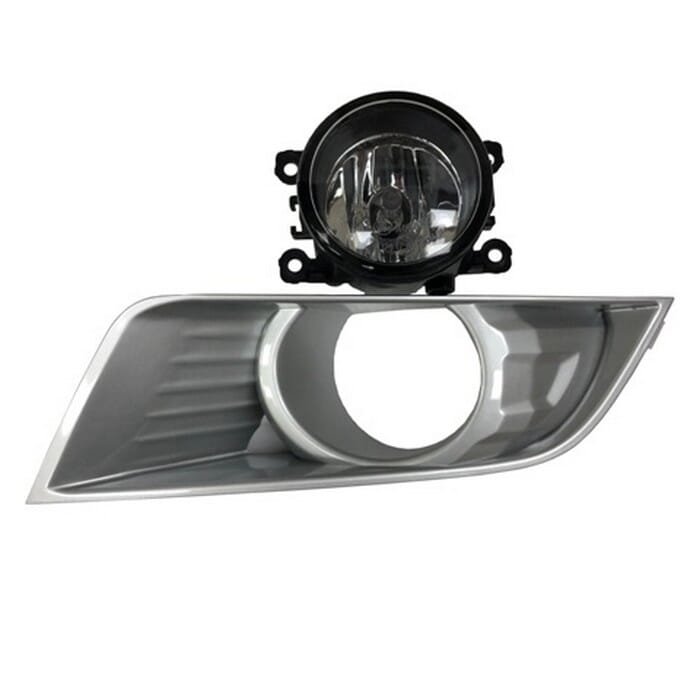 Ford Ranger T7 Spot Light With Grill Left