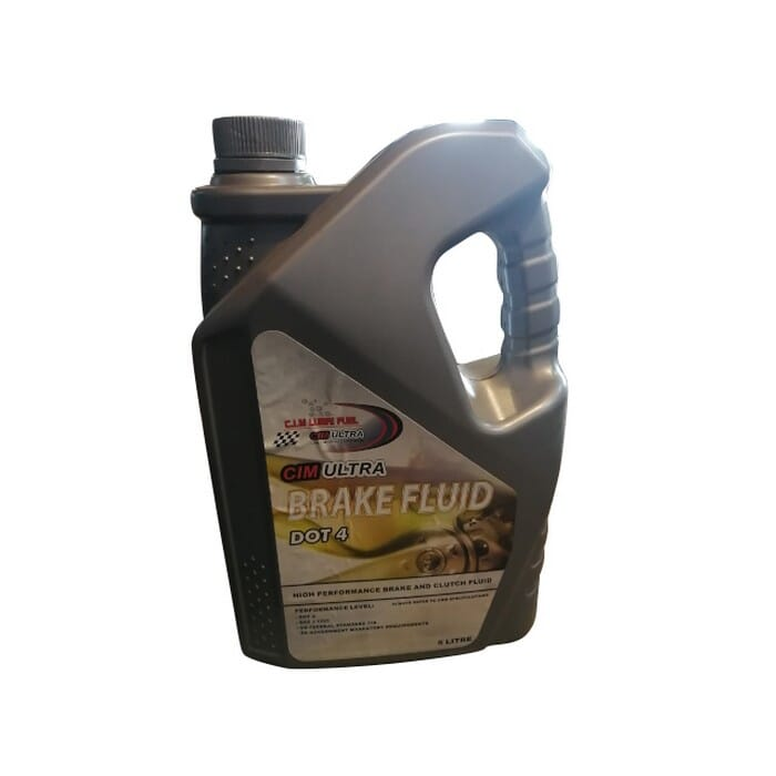 Universal Additive Cim Brake Fluid Ultra