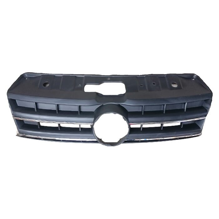 Volkswagen Amarok Main Grill With Chrome Beading