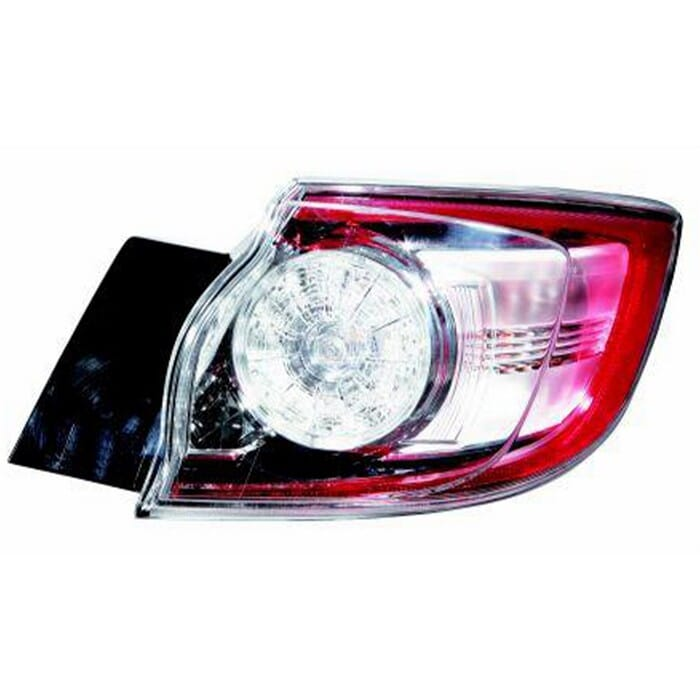 Mazda Mazda3 Mps Outer Tail Light Right