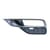 Honda Crv Front Bumper Grill With Chrome Beading Left