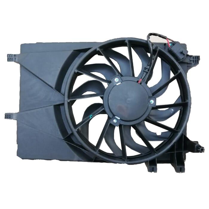 Chevrolet Utility 1,4, 1,8 Radiator Fan Assembly