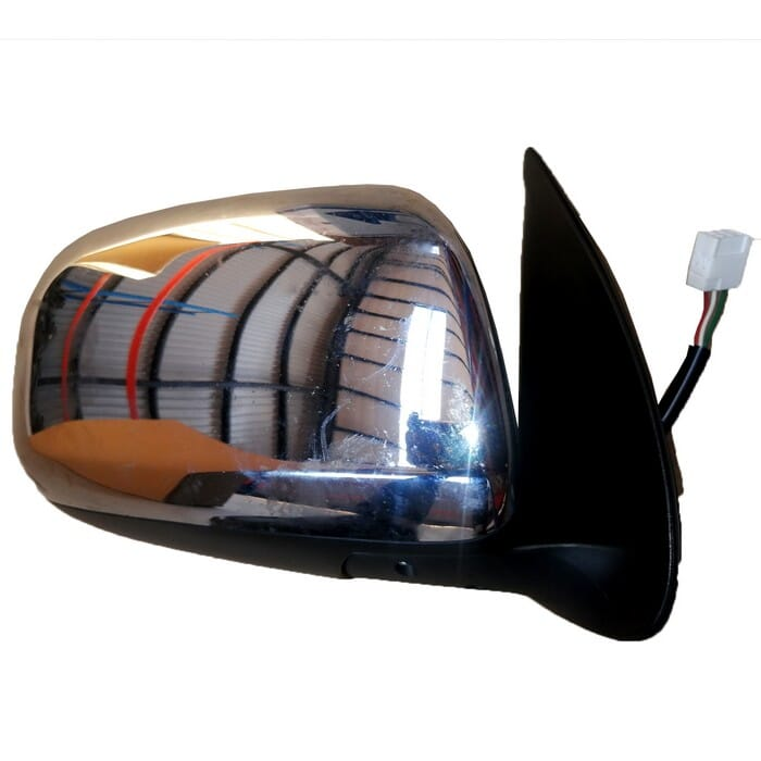 Toyota Fortuner Door Mirror Electrical Chrome Right