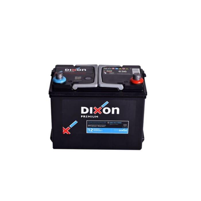 Universal Battery Dixon 636 Battery