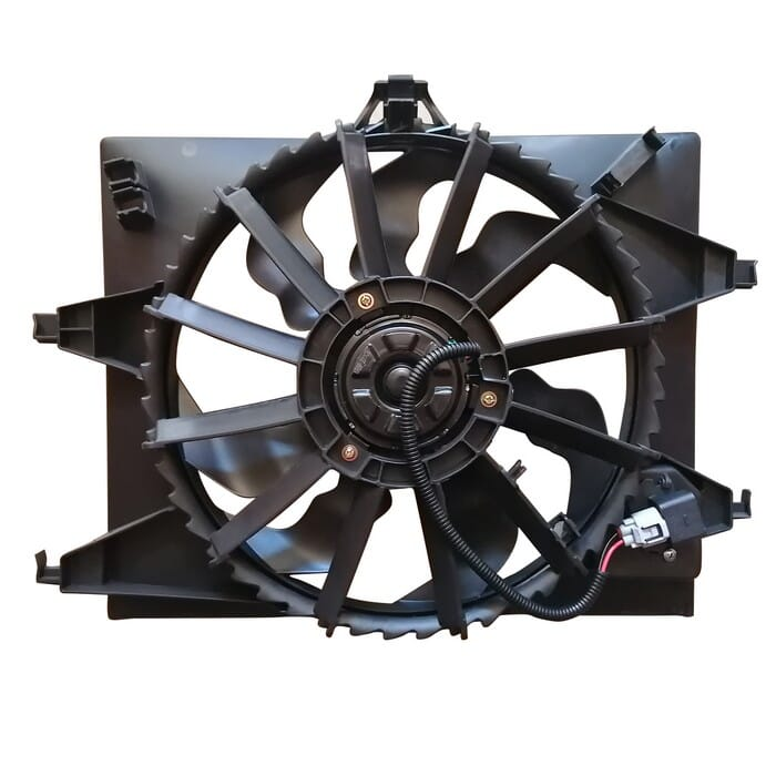 Hyundai I10-grand Radiator Fan Set