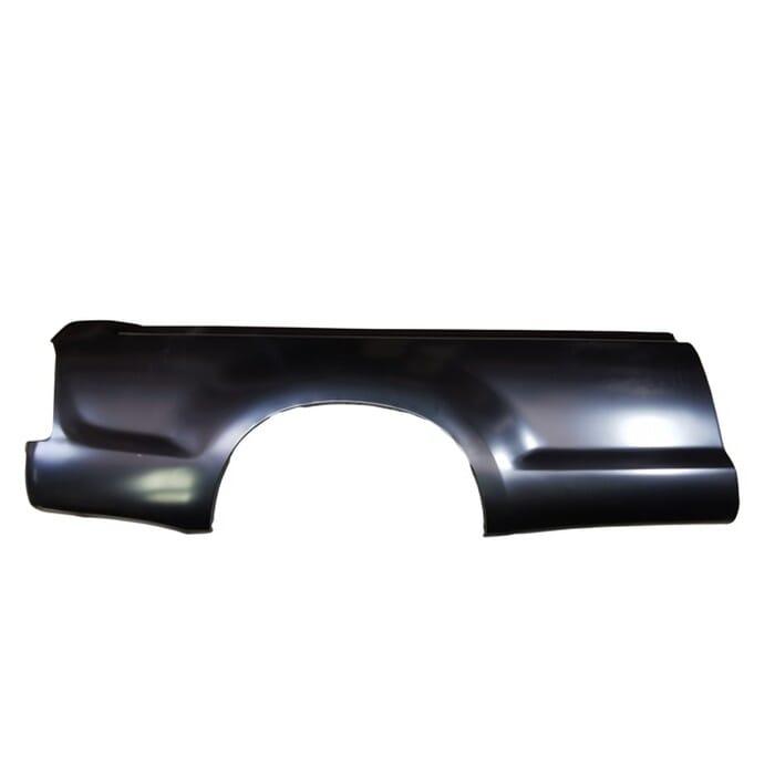 Toyota Hilux D4d Single Cab  Loadbin Skin Right No Arch