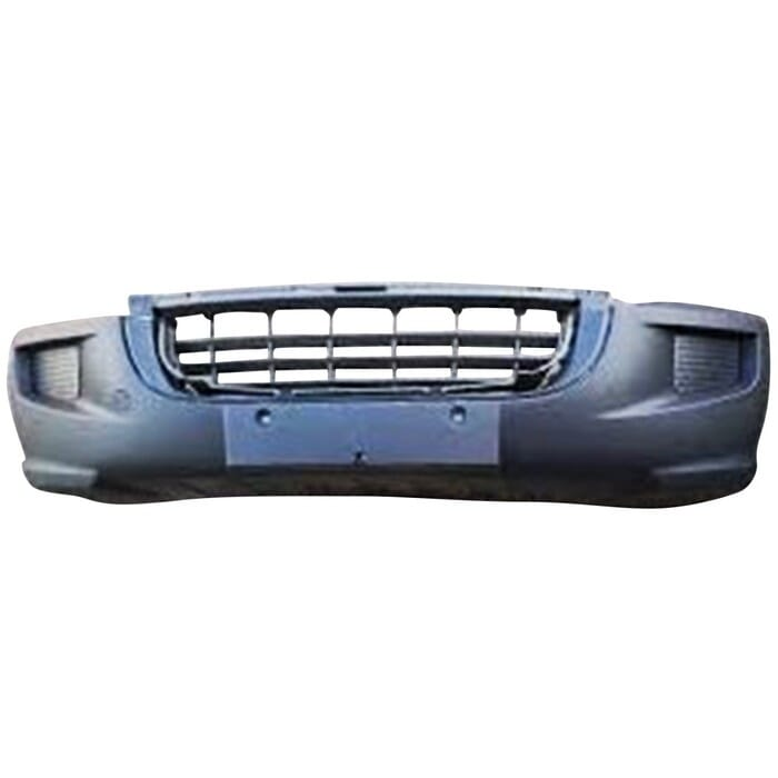 Volkswagen Crafter Front Bumper No Spotlight Holes