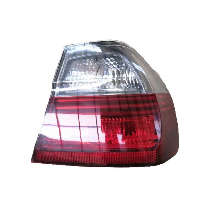 Bmw E90 Outer Tail Light White And Red Right
