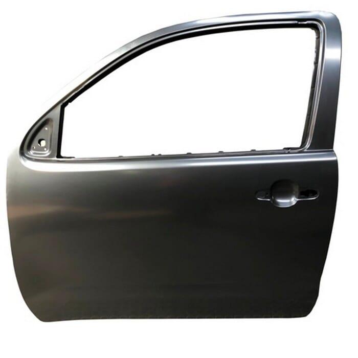 Isuzu Kb250 Kb300 Door Shell S-c Front With Hole Left