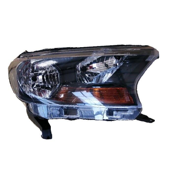 Ford Ranger T7 Headlight Elec Drl Takes Motor Right