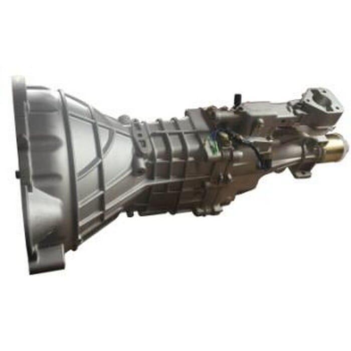 Isuzu Kb250 4ja1 Small Gearbox 5 Speed Rear G-lever