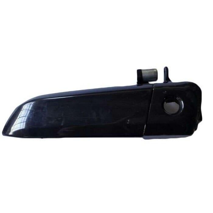 Toyota Quantum Front Door Handle Outer Left Black