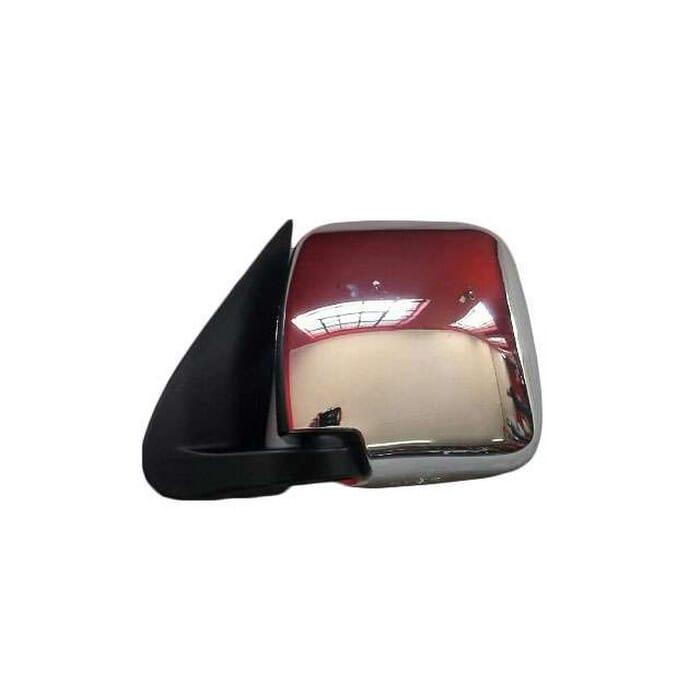 Toyota Quantum Door Mirror Chrome Left