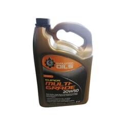 Universal Oil Evo 20w50 Api,sj Super Turbo Oil 5l