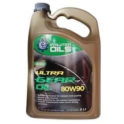 Universal Oil Evo 80w90 Gear Oil 5l