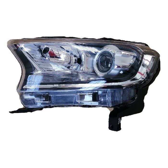 Ford Ranger T7 Headlight Projection Type Left