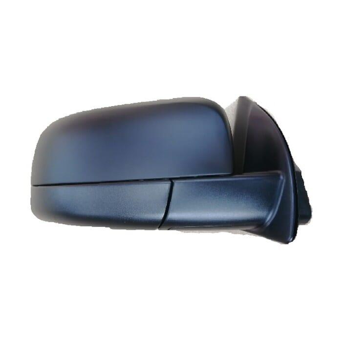 Ford Ranger T7 Door Mirror Manual Black Right