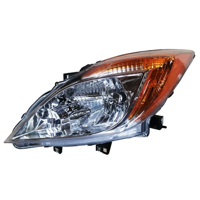 Mazda Bt50 Headlight Manual Left