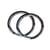 Renault Clio Mk 4 Spotlight Chrome Rim Set