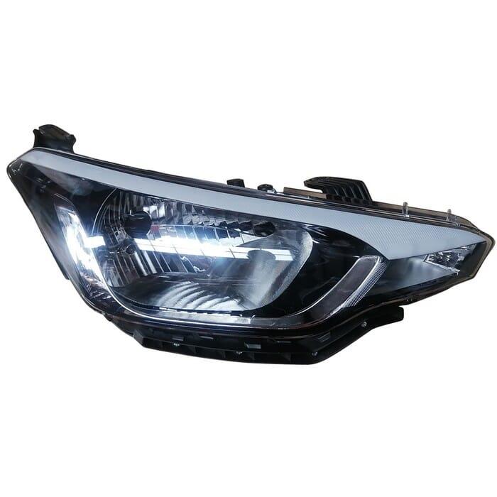 Hyundai I20 Headlight Manual Right