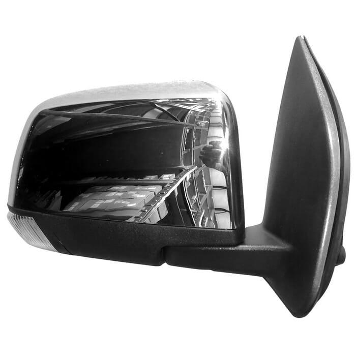 Isuzu Kb250 Kb300 Door Mirror Electric Led Chrome Right