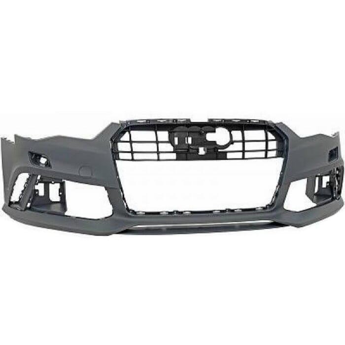 Audi A6 Front Bumper Takes Washer Holes With Pdc Holes