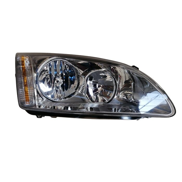 Ford Focus Mk 2 Headlight Chrome Right