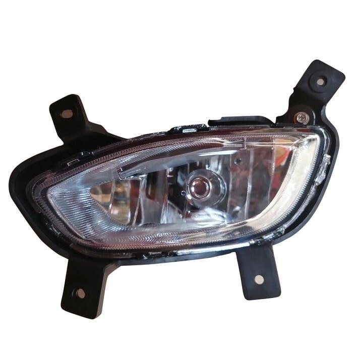 Kia Rio Mk 4 Sedan Spot Light Left