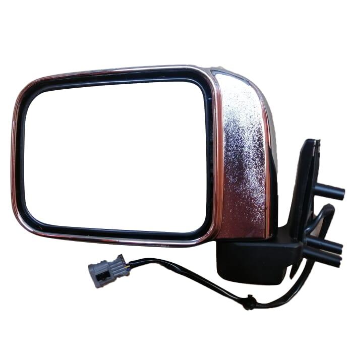 Nissan Hardbody , Np300 4wd  Door Mirror Elec Metal Stay Chrome Left