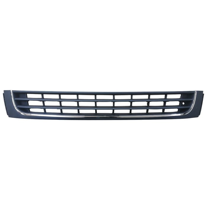 Volkswagen Amarok Front Bumper Centre Grill With Chrome Beading