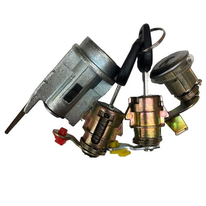 Toyota Hilux Tn130 Ignition Barle With Key