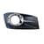 Toyota Fortuner Front Bumper Grill With Spotlight Hole Right