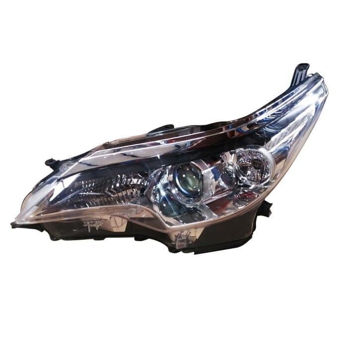 Toyota Fortuner Mk2 Headlight Elec With Motor Left
