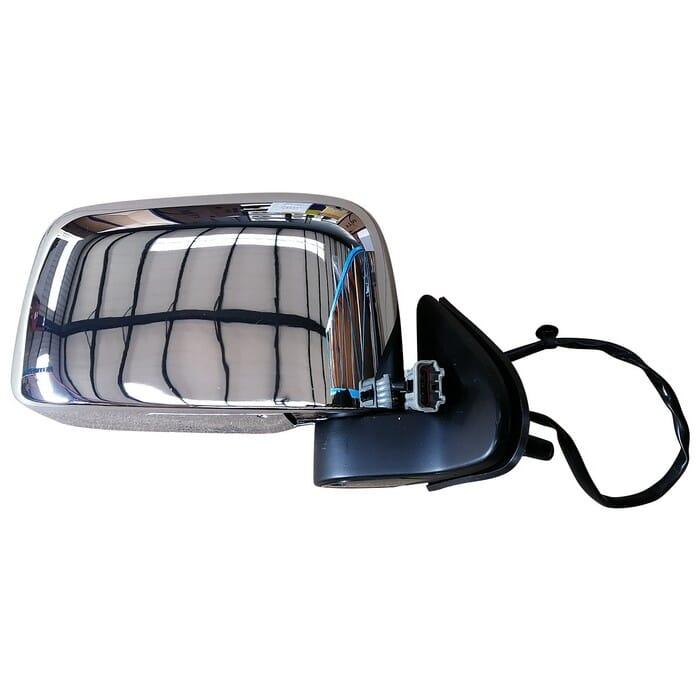 Nissan Hardbody , Np300 4wd  Door Mirror Elec Metal Stay Chrome Right