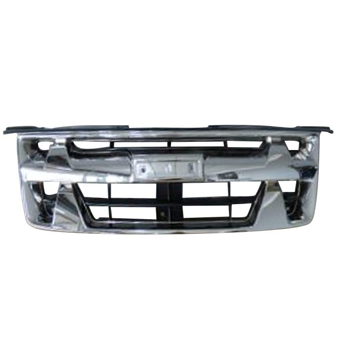 Isuzu Kb250 Kb300 4wd Main Grill Chrome