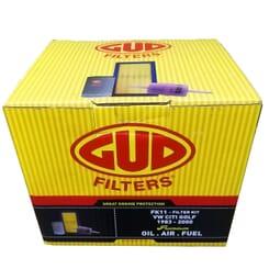 Volkswagen Golf Mk 1 Filter Kit (service Kit) Oil, Air, Fuel