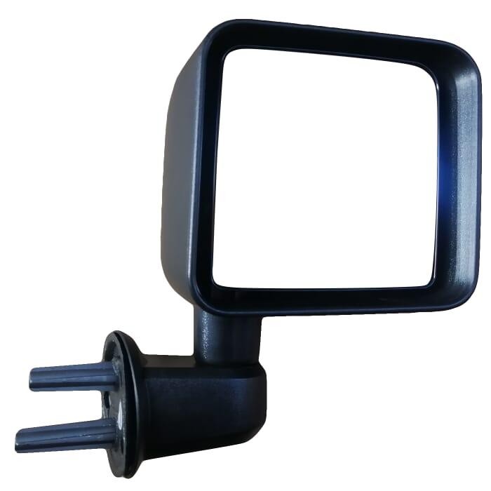 Jeep Wrangler Door Mirror Manual Right