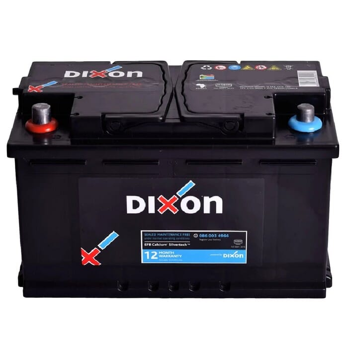 Universal Battery Smf100 Dixon Battery