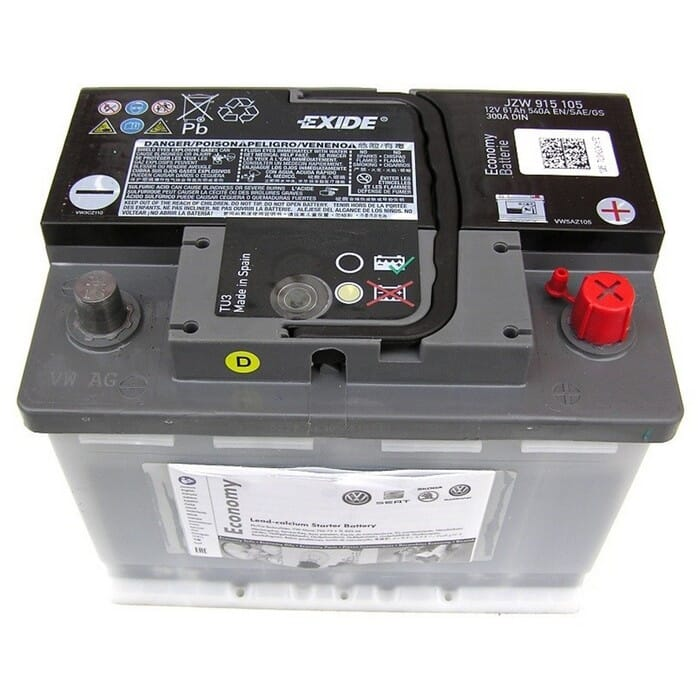 Universal Battery