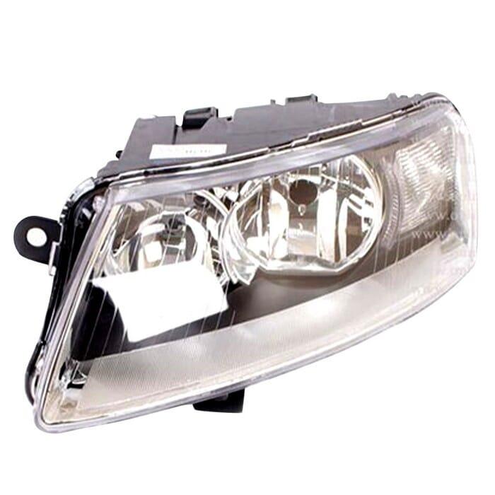 Audi A6 Headlight Electrical Left