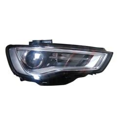 Audi A3 Headlight Xenon Right