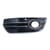 Audi Q5 Front Bumper Grill With Hole Left