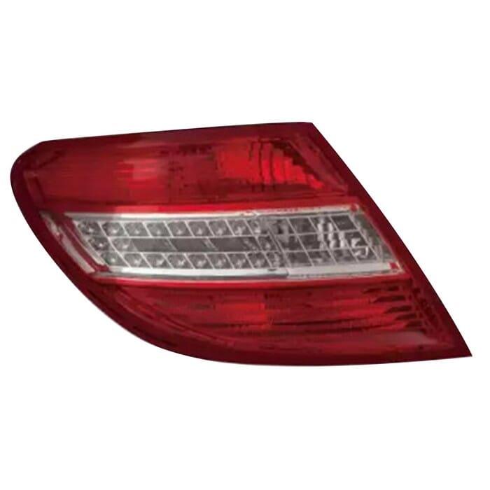 Mercedes-benz W204 Preface Tail Light Led Left