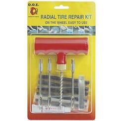 Universal Tyre-repair Tubeless Repair Kit