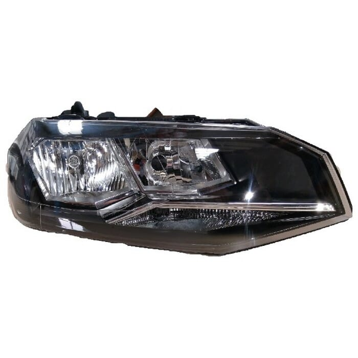 Volkswagen Polo Mk 8 Hatchback Headlight With Motor Right