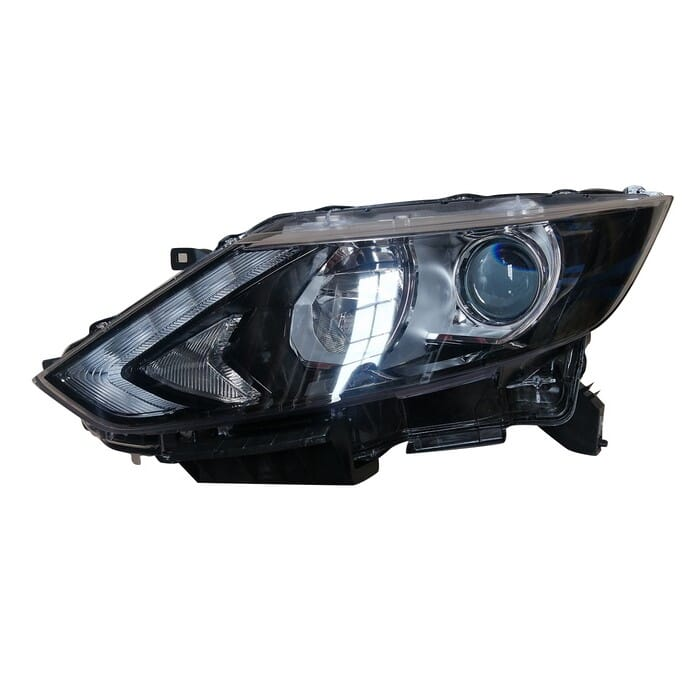 Nissan Qashqai Headlight Electrical With Led Left