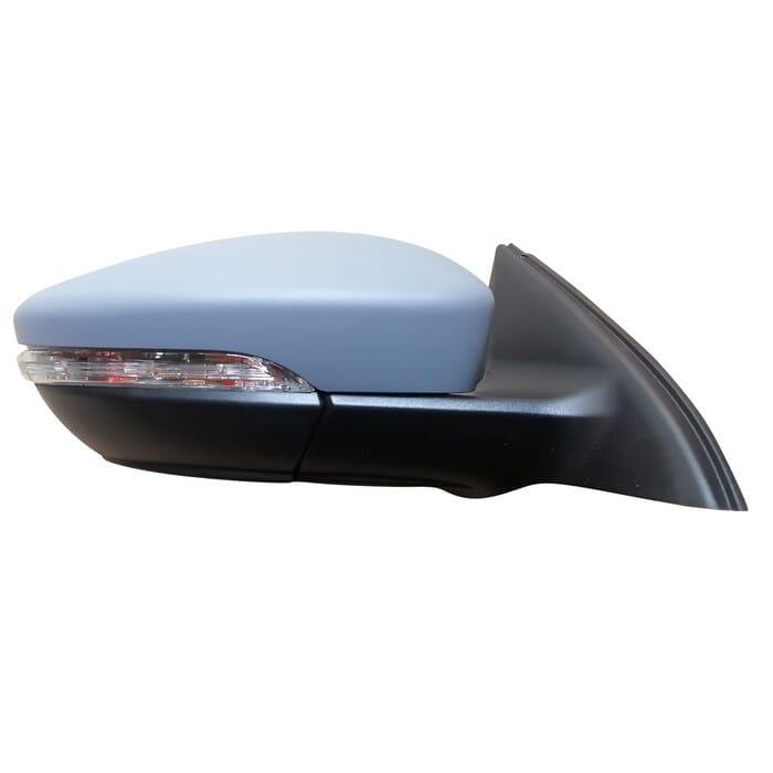 Volkswagen Jetta Mk 6 Door Mirror With Ind,elec,heater,asp 6pin Right