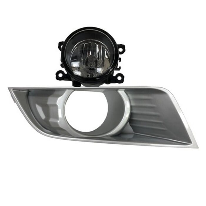 Ford Ranger T7 Spot Light With Grill Right